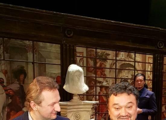 Мировая оперная звезда Рамон Варгас — в Астрахани