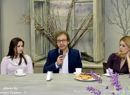Дружеская встреча в Астраханском театре Оперы и Балета