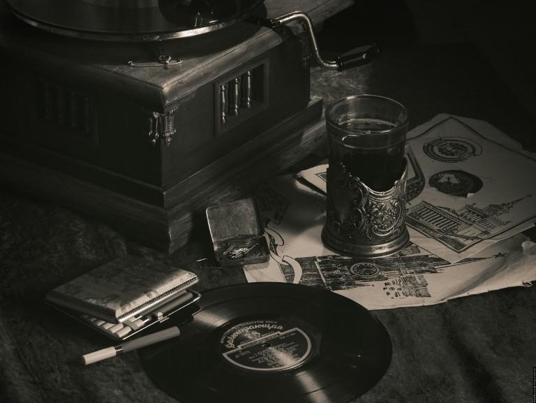 5 февраля, в Малом зале театра, будет звучать «Старый граммофон»