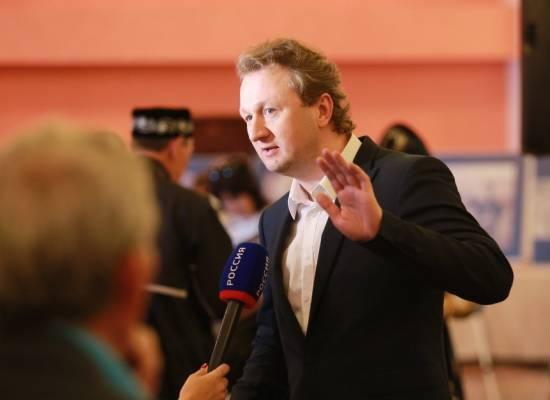 Астраханский театр Оперы и Балета открыл  22-ой театральный сезон