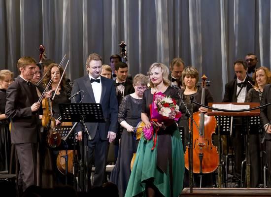 Великолепный концерт «На исходе великой эпохи» прошёл в Астраханском театре Оперы и Балета