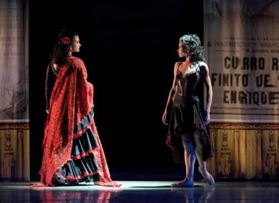 Пламенная Кармен на Большой сцене Астраханского театра Оперы и Балета