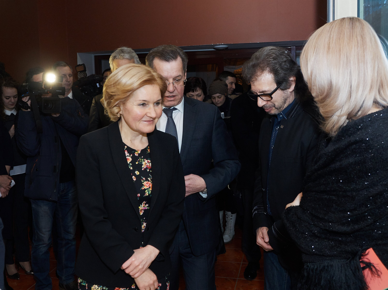 Визит заместителя Председателя Правительства РФ в Астраханский театр Оперы и Балета