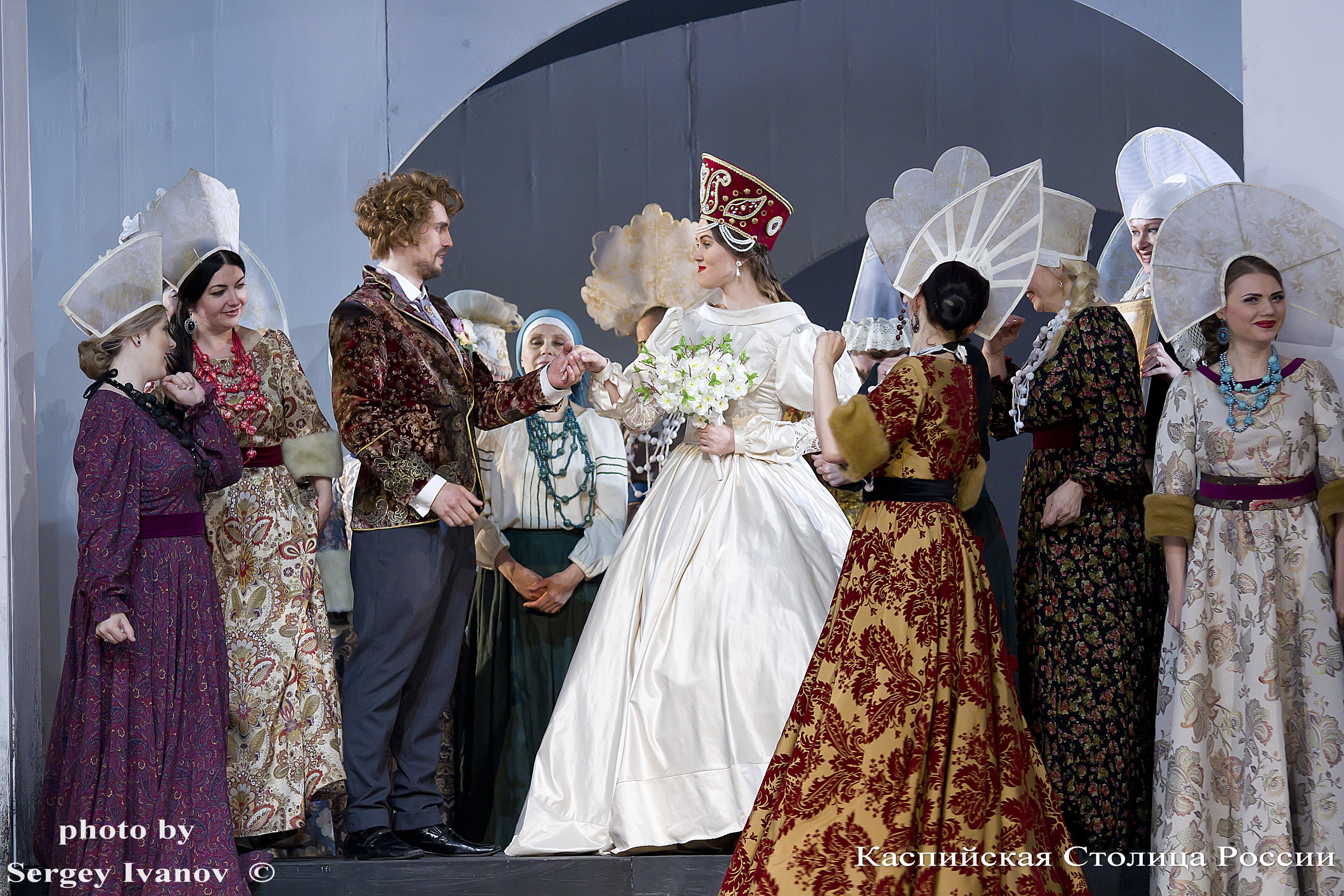 Самая русская опера в уходящем театральном сезоне