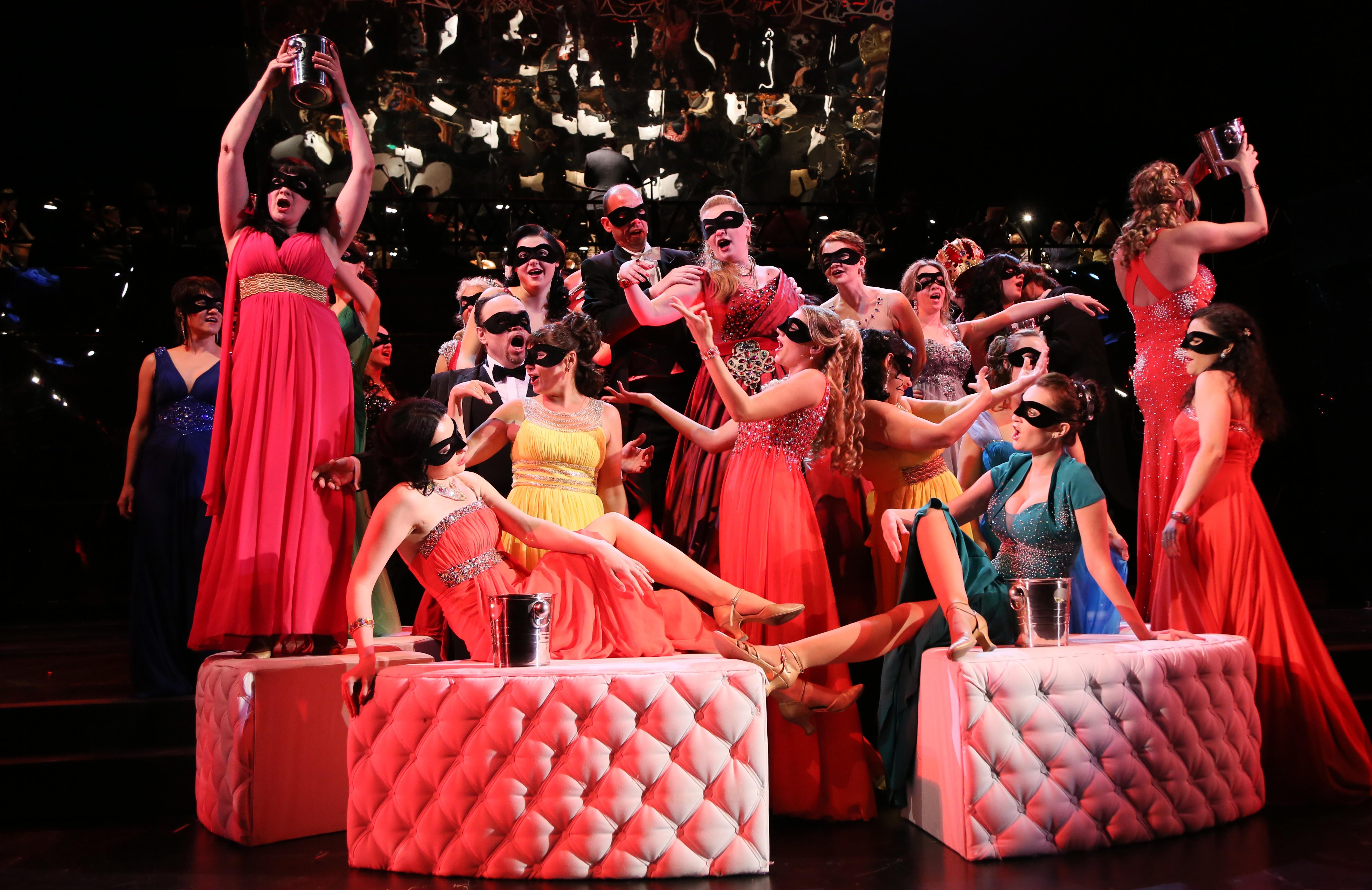 Грандиозное творение Дж. Верди вновь на сцене театра