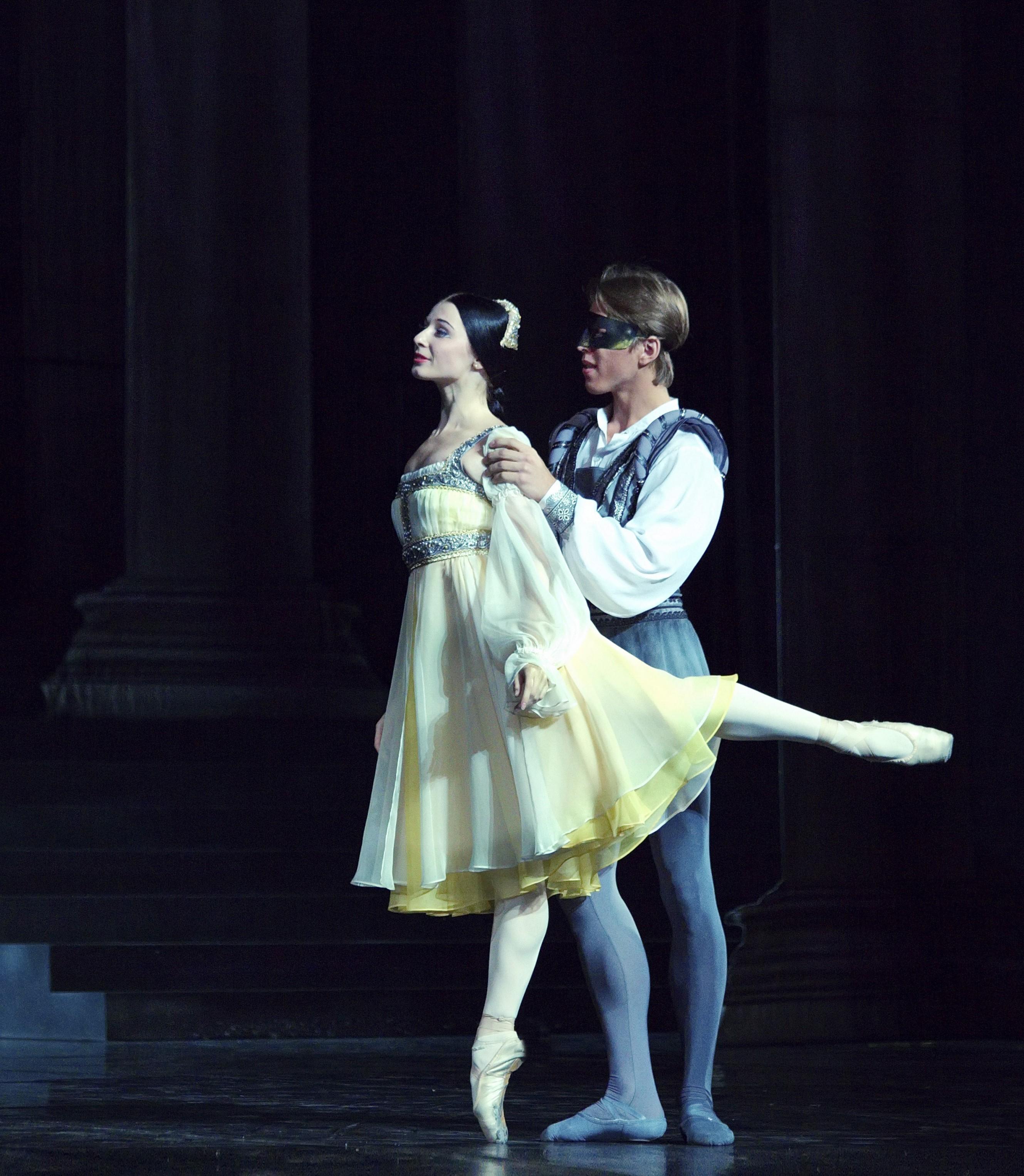 Самый популярный балет двадцатого столетия