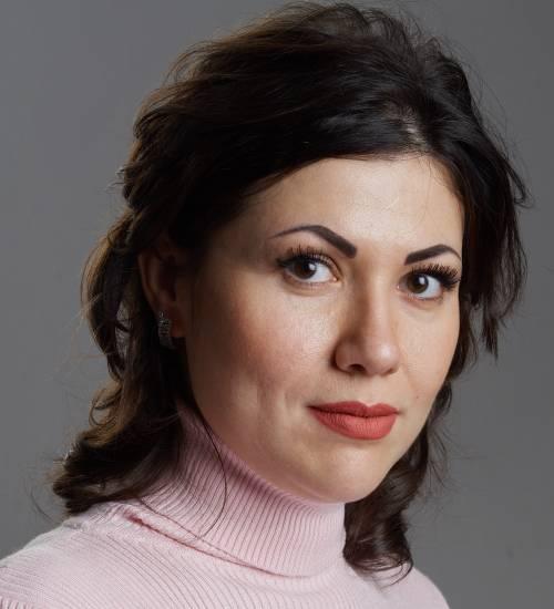 Ольга Войнова (Богуш)