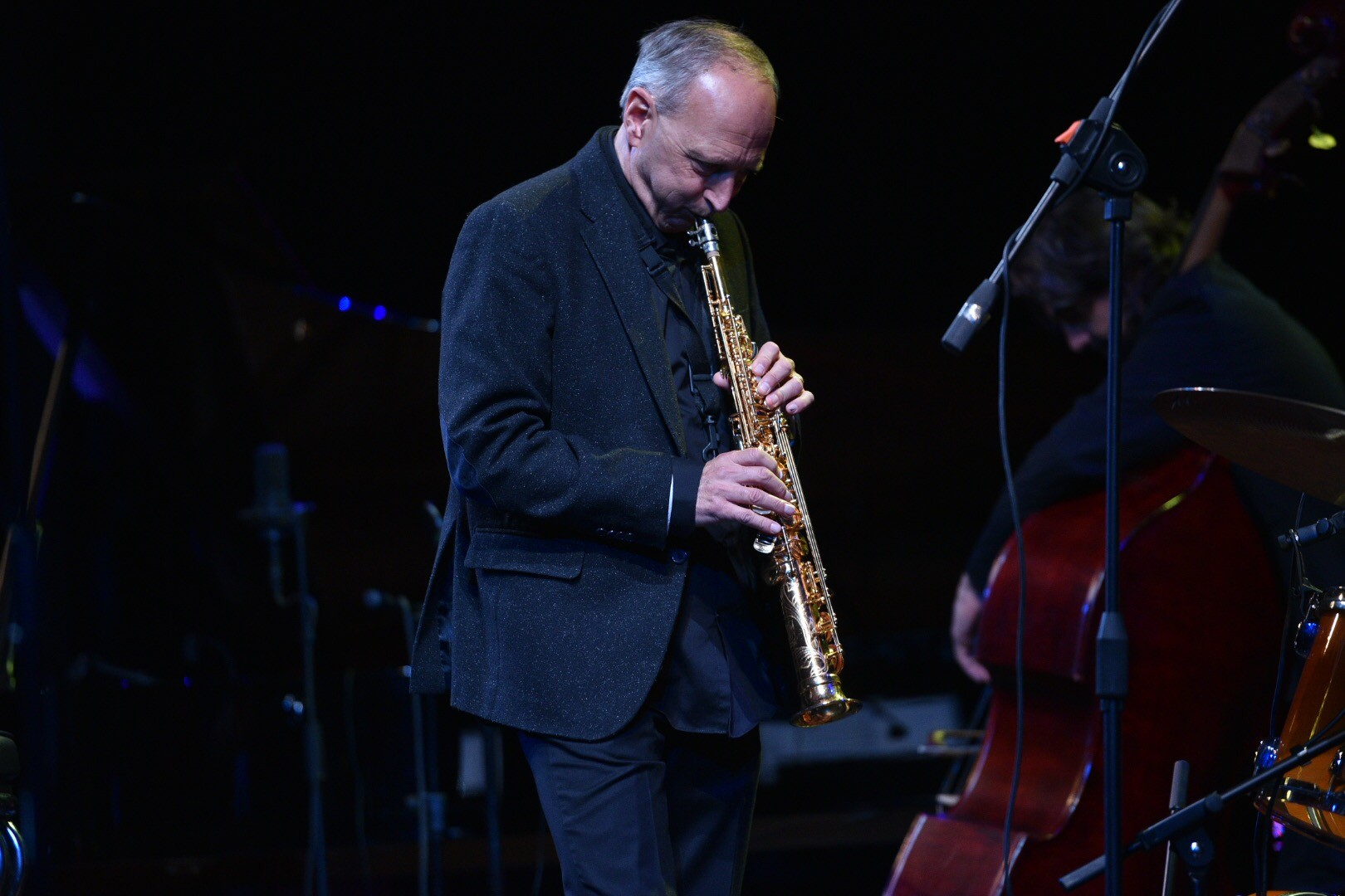 Второй международный фестиваль джазовой музыки «Дельта-джаз» стартовал в Астрахани