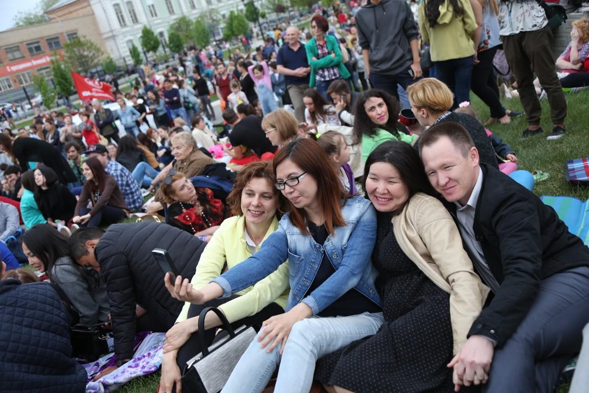 Фестиваль «Музыка на траве»  вновь ждет своих зрителей