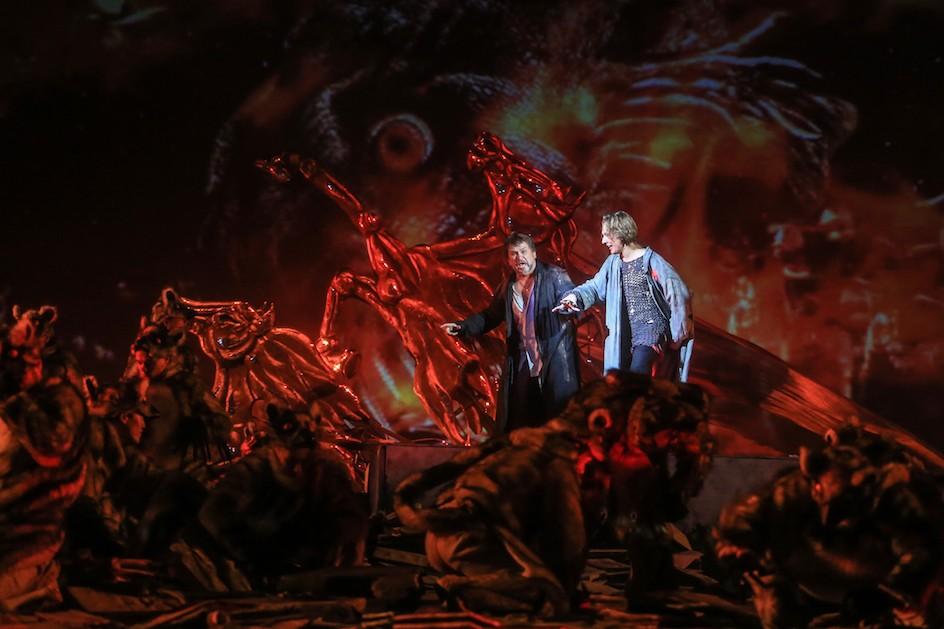 Фестиваль «Золотая маска» представит наиболее значимые спектакли России