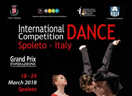18  марта в  Италии стартует престижный международный хореографический конкурс