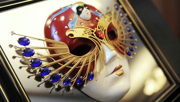 Церемония награждения лауреатов премии «Золотая маска – 2017»