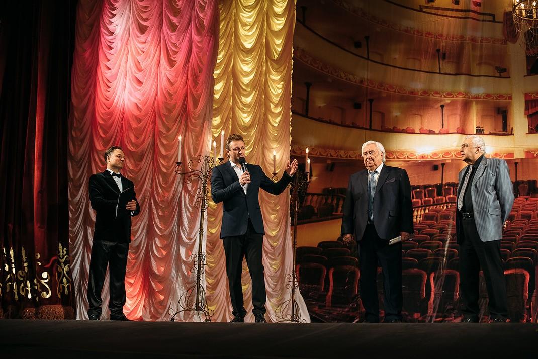 Международный день театра состоялся.