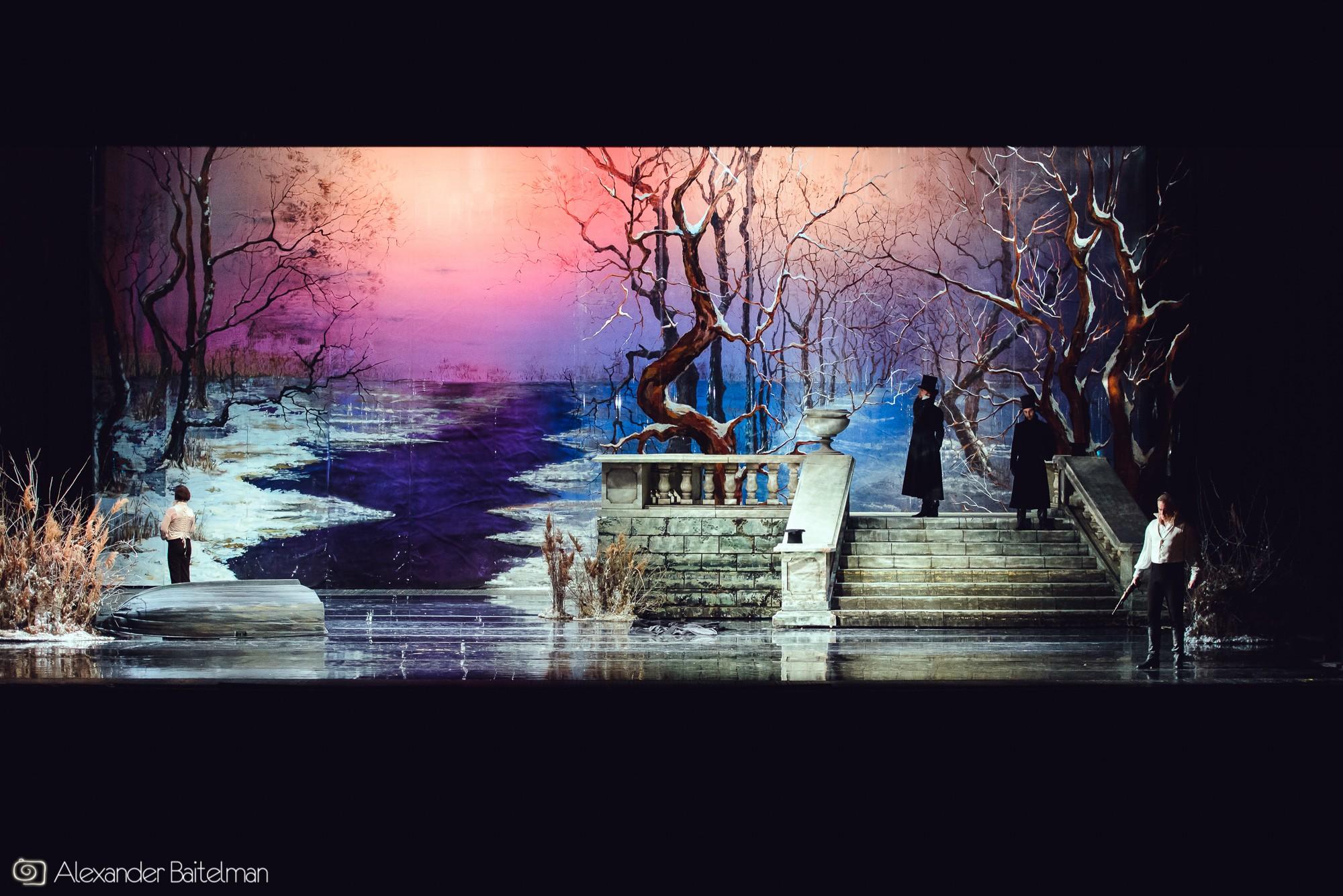 25 января, в Татьянин день, Астраханский театр Оперы и Балета приглашает...
