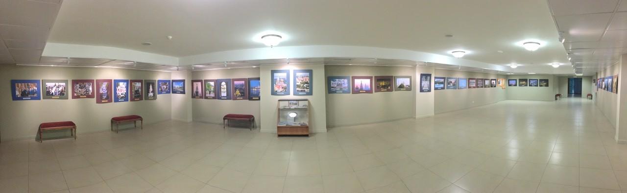 «Театральная галерея» вновь готовится к выставке