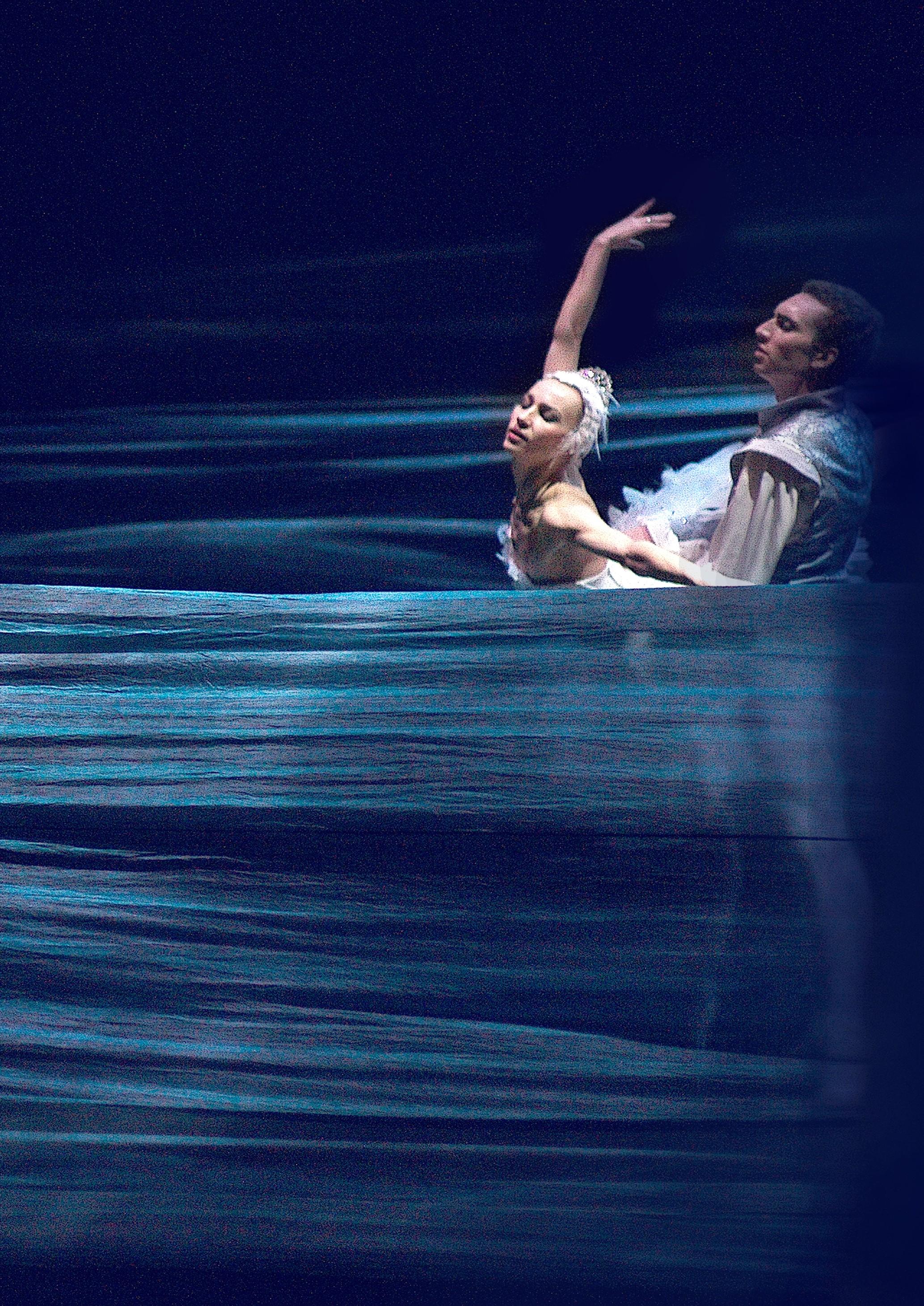 """Балет """"Лебединое озеро"""" приглашает"""