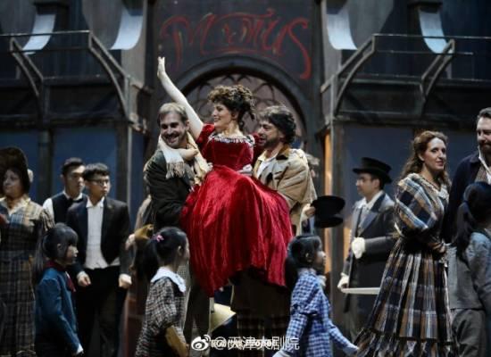 В Китае опера «Богема» успешно прошла под управлением маэстро Валерия Воронина