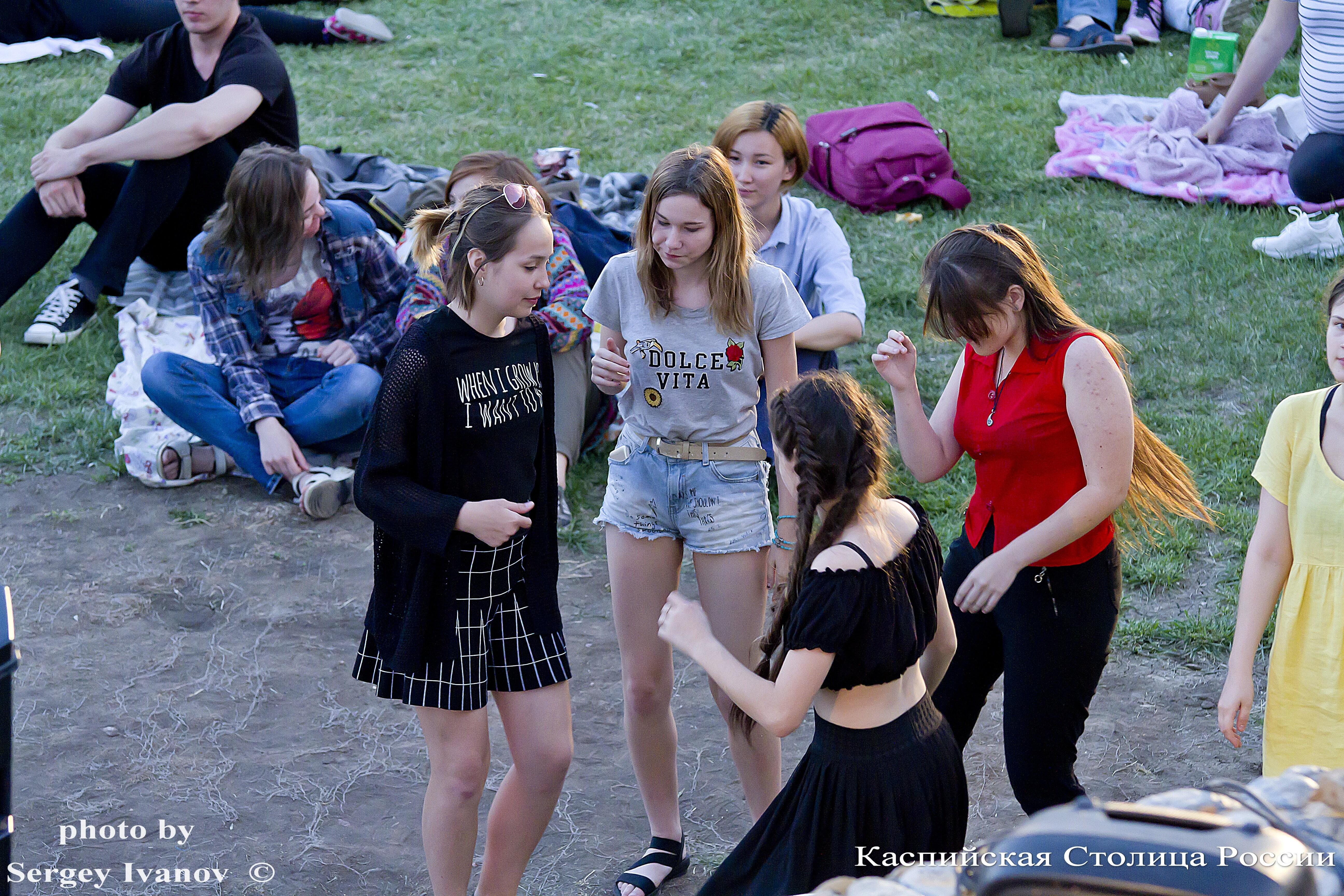 Третий день фестиваля «Музыка на траве» остался позади