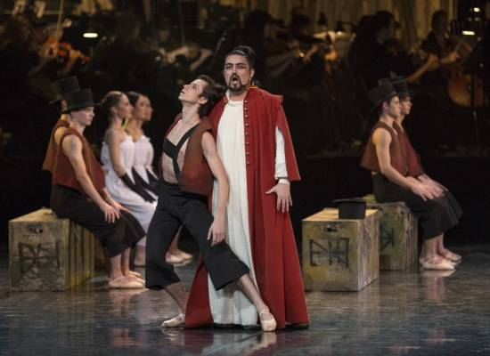 Вечер балета приглашает 31 марта