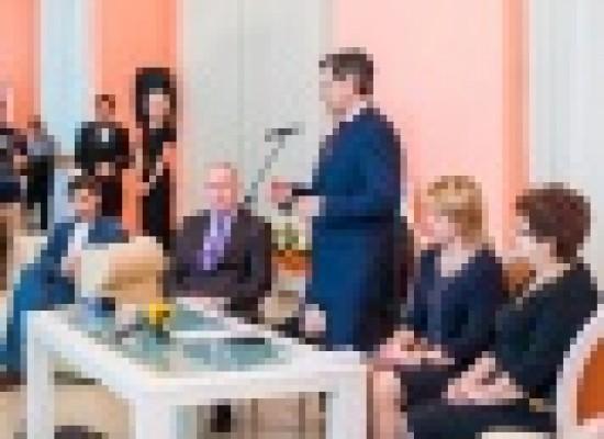 Творческая встреча с губернатором