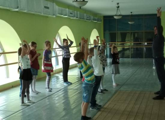 Стартует вторая смена «Театральных каникул»