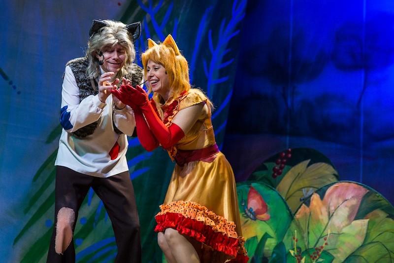 Астраханский театр Оперы и Балета ждёт маленьких зрителей