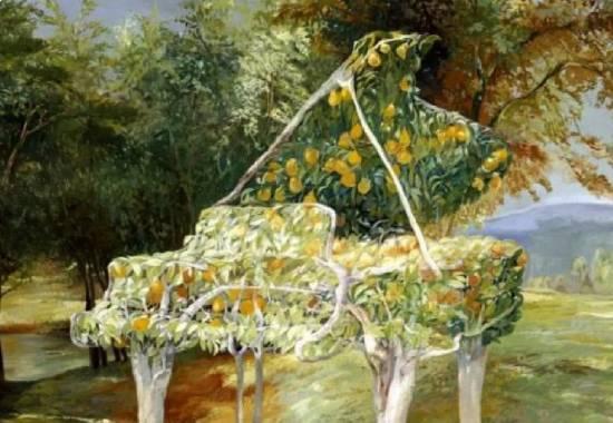 """Концерт """"Сады гармонии"""""""