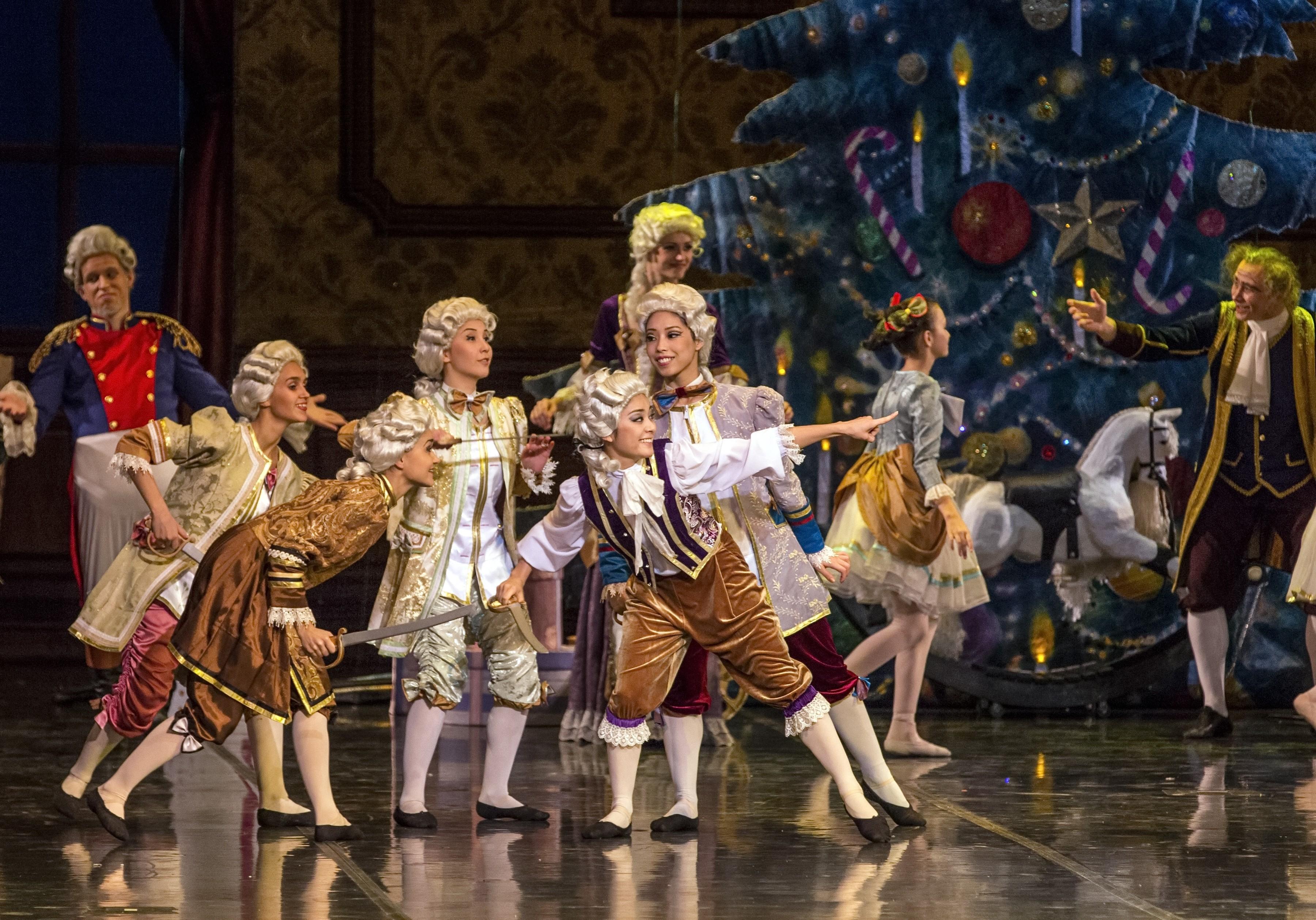 21 и 22 апреля приглашаем на балетный спектакль «Щелкунчик»