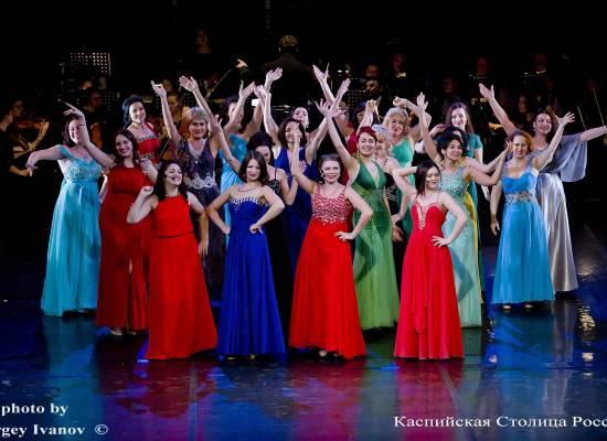 Праздничный концерт-ревю «Аллилуйя любви» в День Святого Валентина