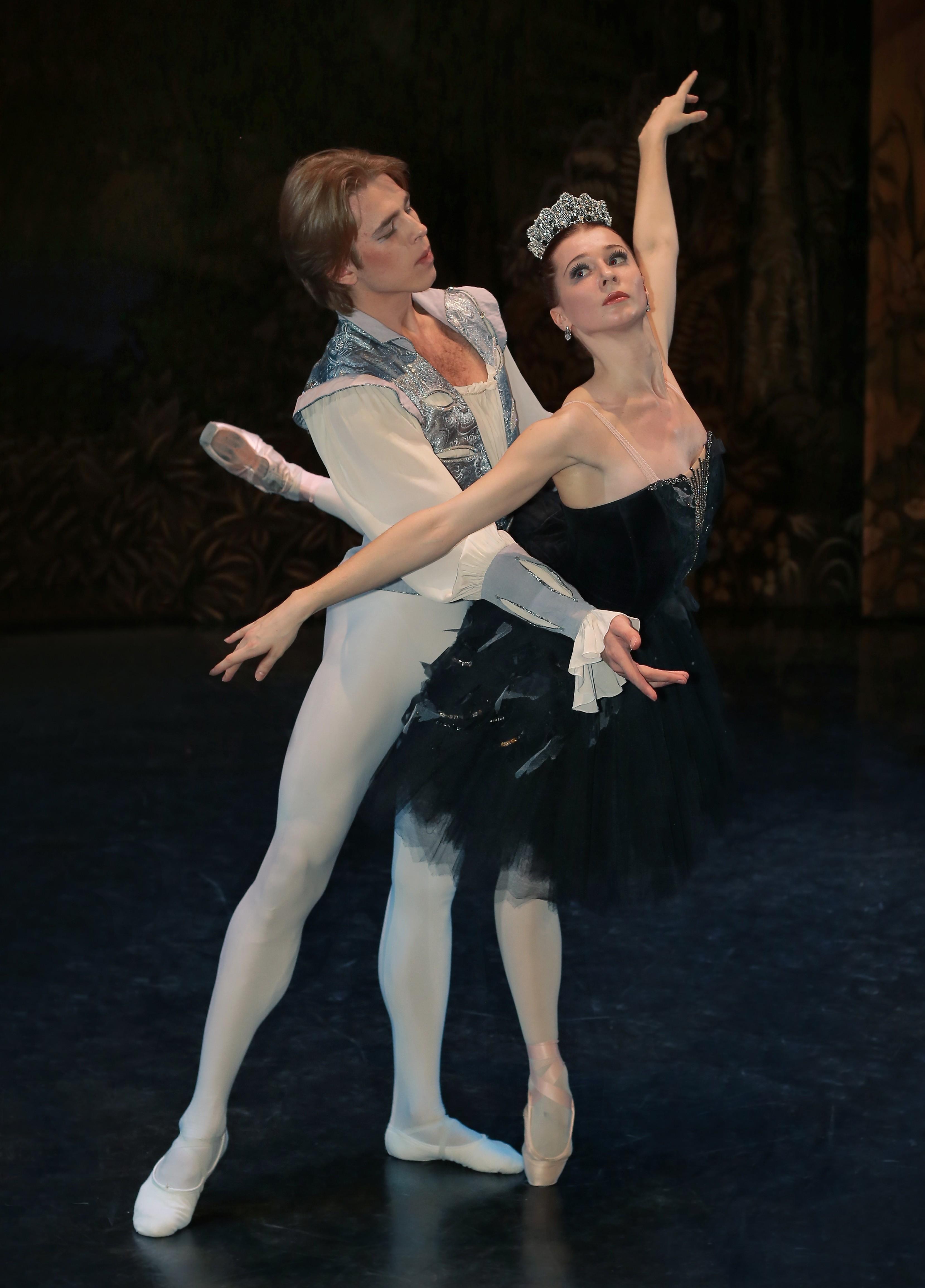 Сегодня в Пекине состоится первый балетный спектакль