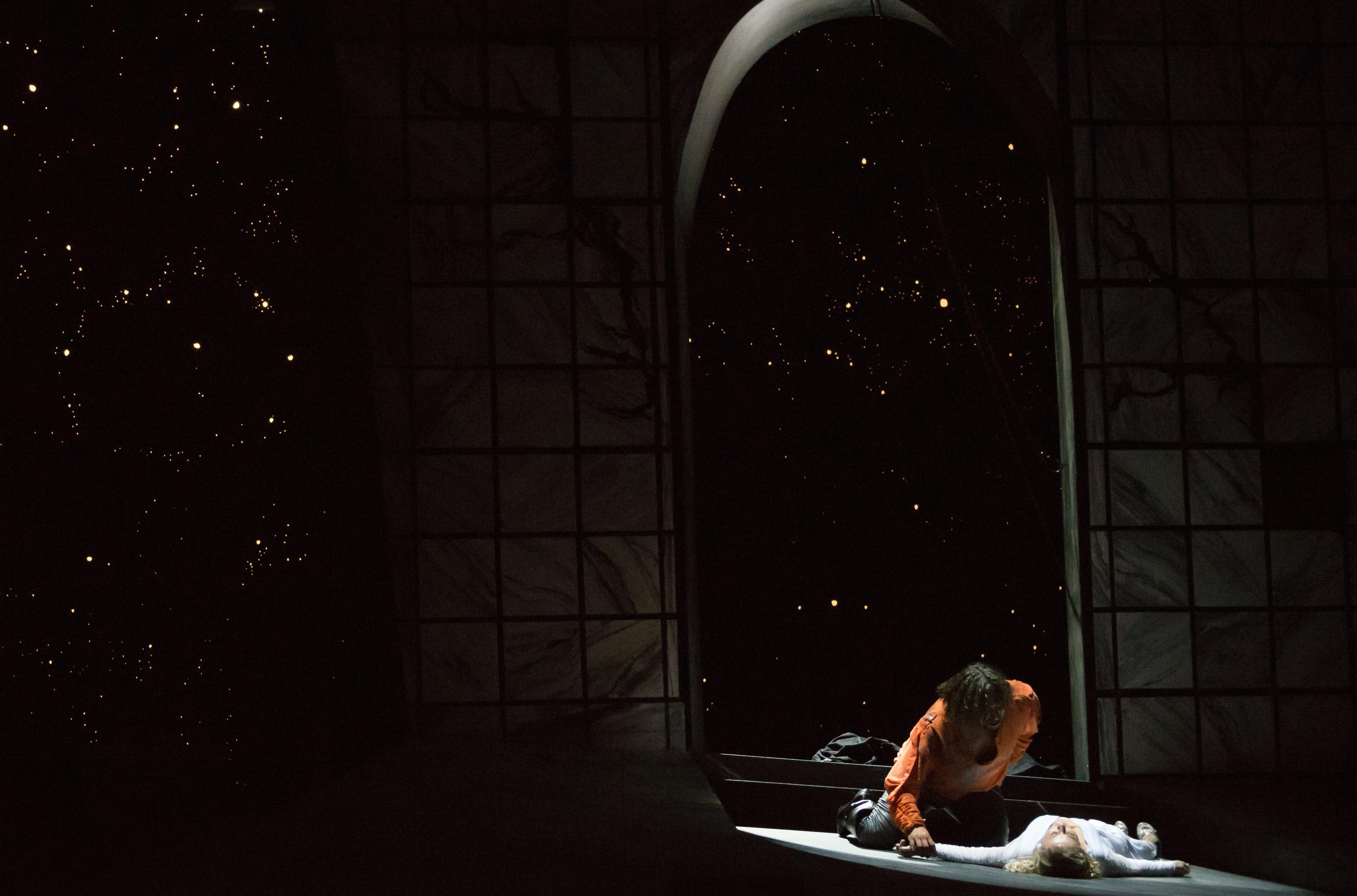 «Отелло» - трагедия под звездным небом