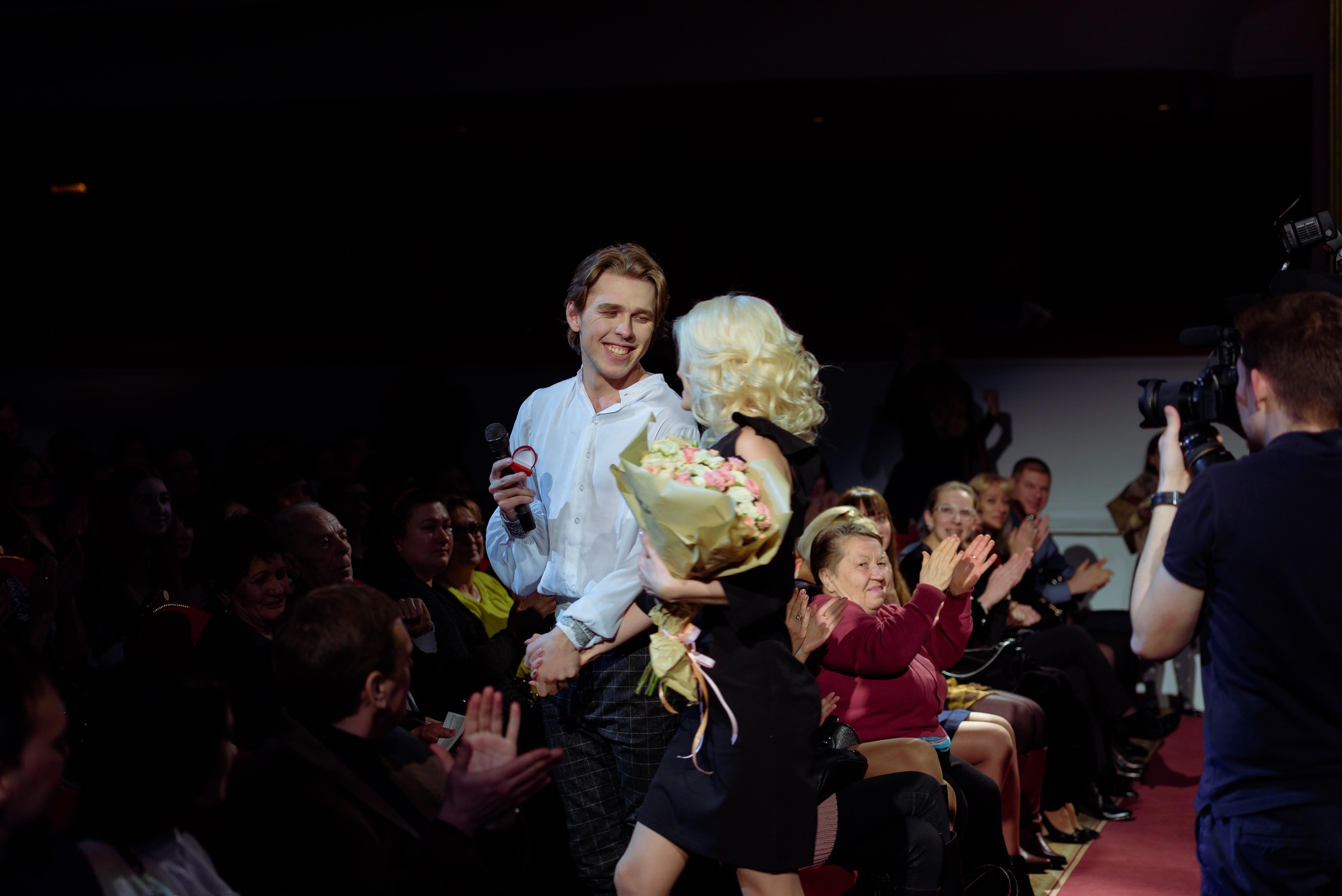 Спектакль «Ромео и Джульетта» завершился неожиданным финалом