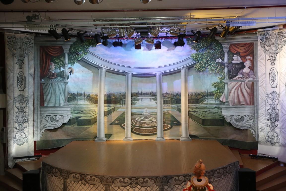 Первый Барочный театр в Астрахани