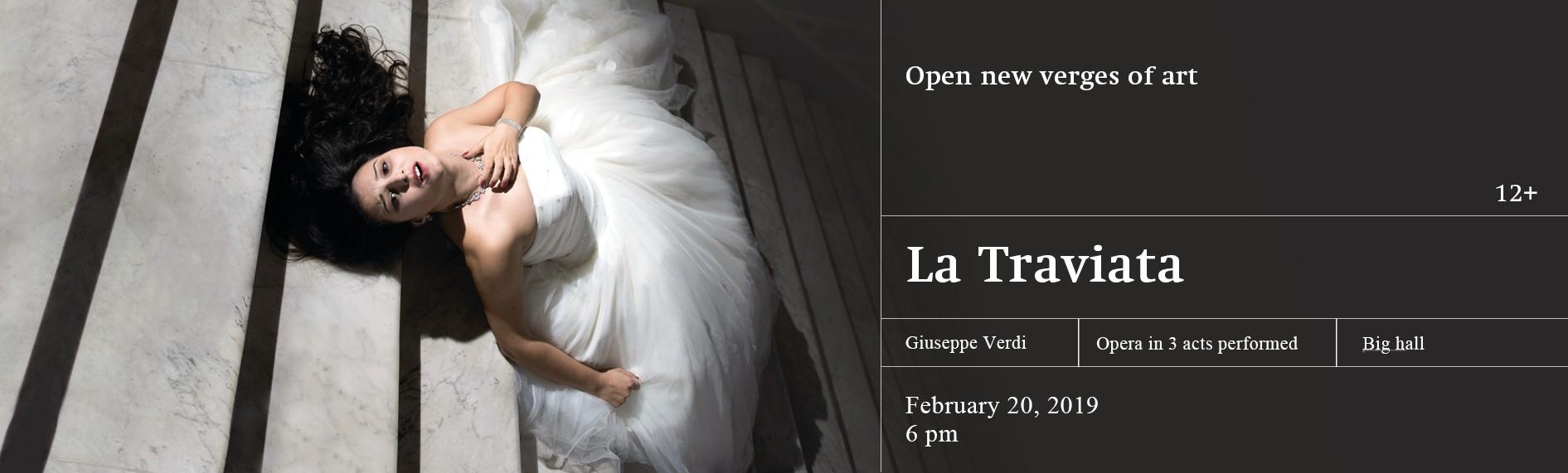 """Opera """"La Traviata"""""""