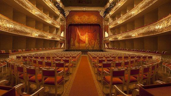 Юбилей старейшего театра Санкт- Петербурга