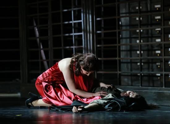 Итальянский шедевр на сцене Астраханского театра Оперы и Балета