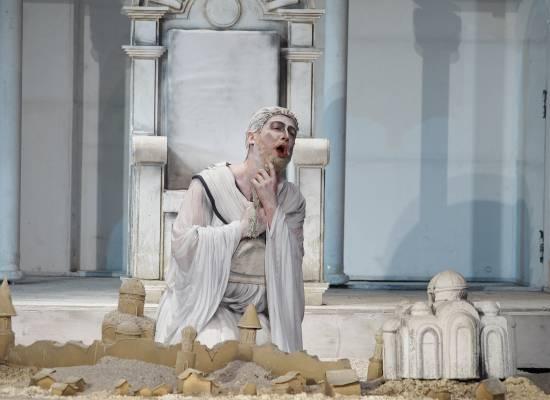 Народная драма «Борис Годунов»  на сцене  Большого зала