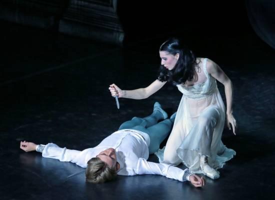 Балет «Ромео и Джульетта» лучший подарок к дню всех влюбленных