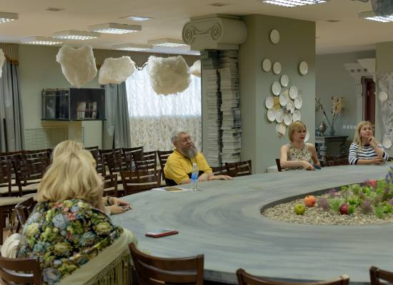 Астраханские  ценители высокого искусства решили объединиться в клуб