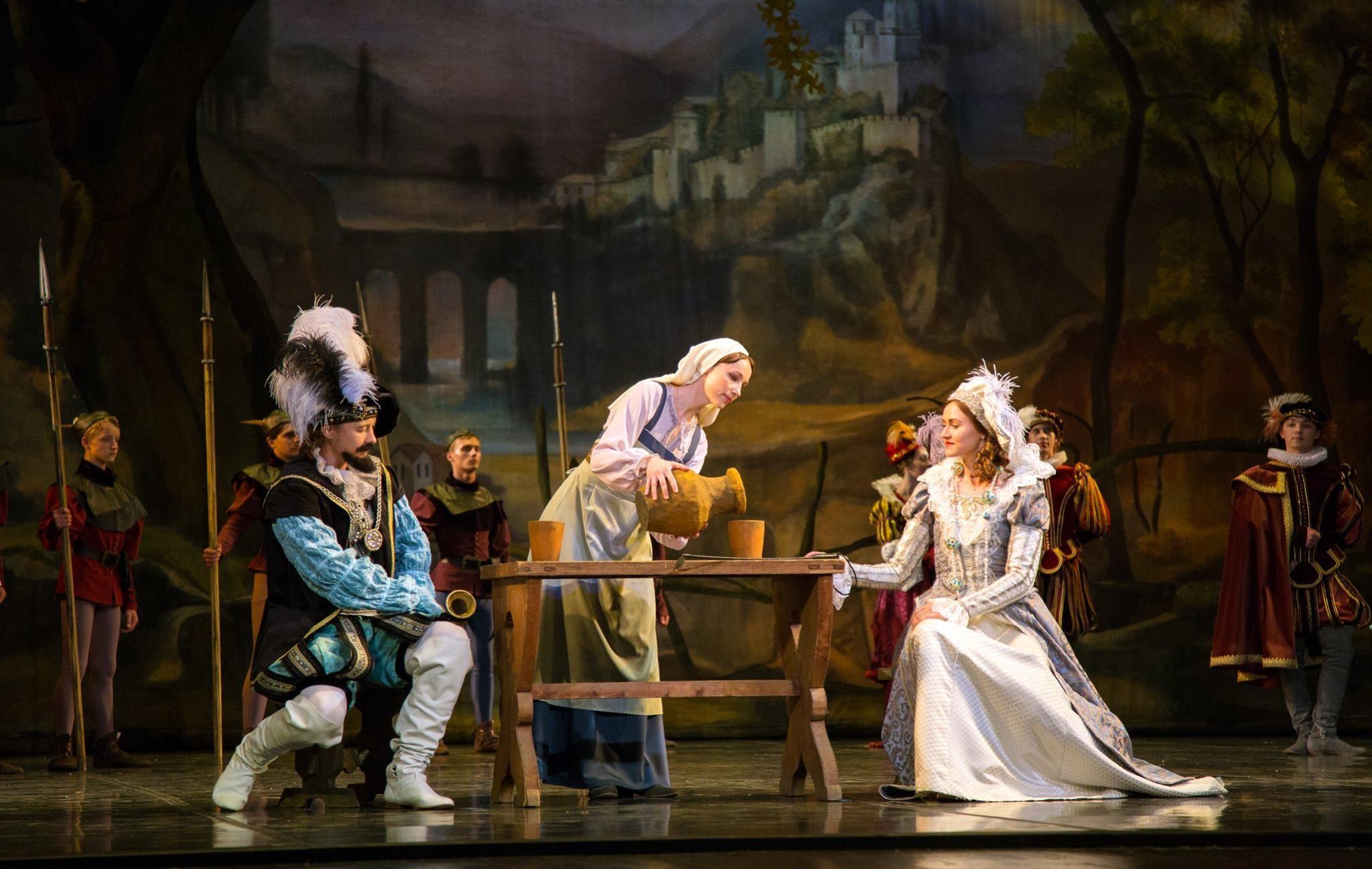 Балетный шедевр появился  в репертуаре Астраханского театра Оперы и Балета