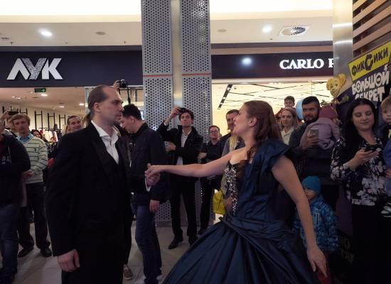 Первый оперный флешмоб в Астрахани!