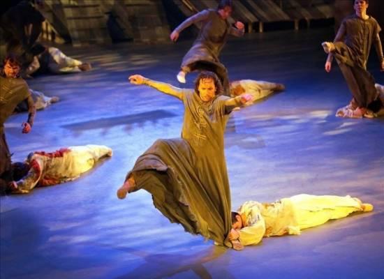 Дорогие  зрители, голосуем за любимый балет