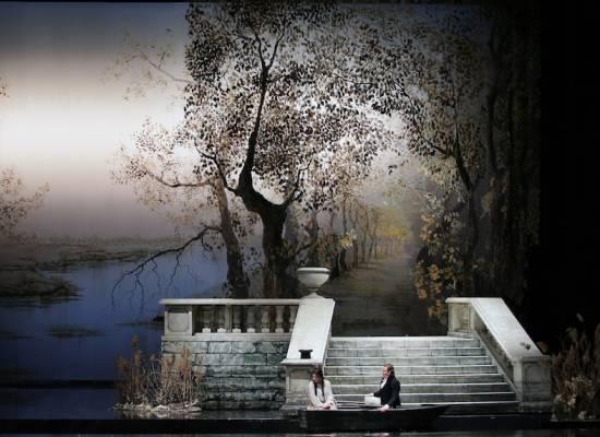 Осенный раут в опере