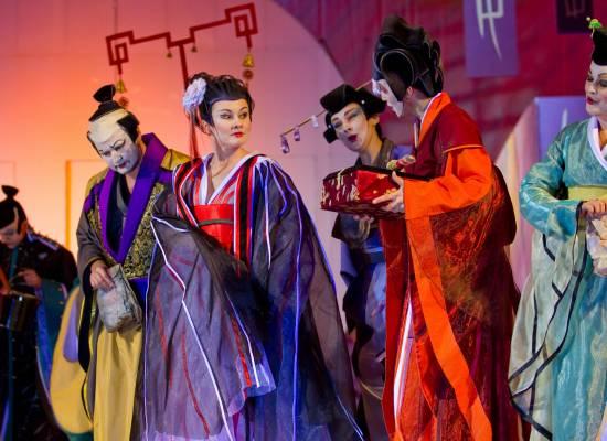 «Мадам Баттерфляй» Дж. Пуччини на сцене Астраханского театра Оперы и Балета