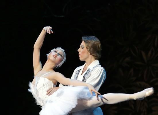 Русская балетная классика для зрителей Китая