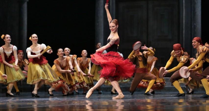 """Балет """"Дон Кихот"""" Л. Минкуса на сцене уже сегодня"""