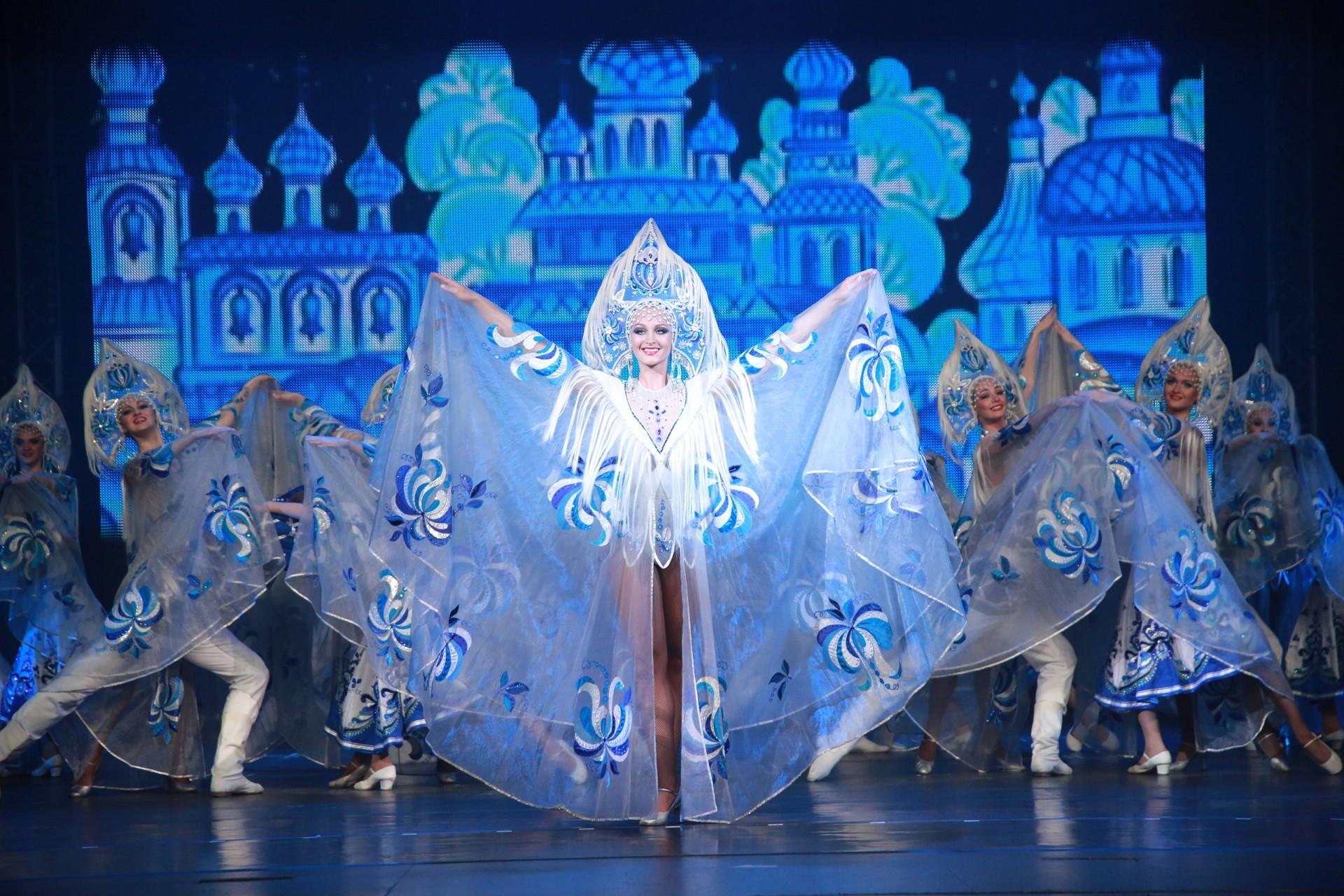 """Академический театр танца """"Гжель"""" впервые выступит в Астраханском театре Оперы и Балета"""