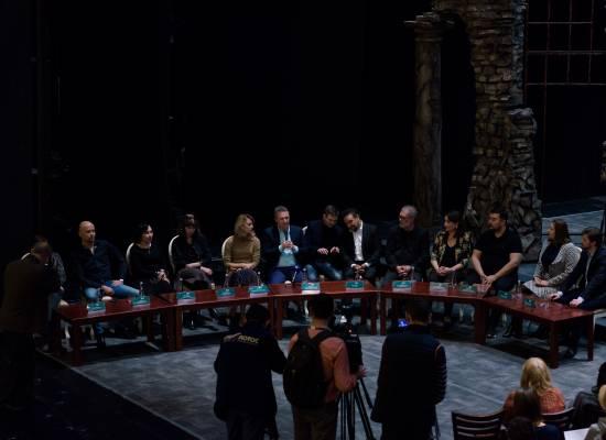 Звёздный состав  на сцене Астраханского театра Оперы и Балета