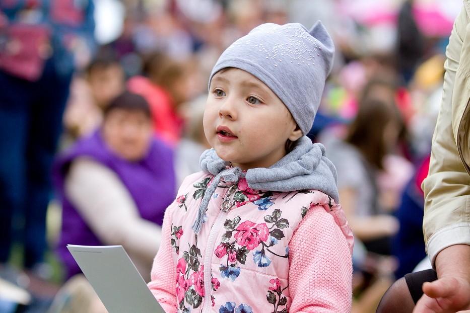 Детский день на фестивале «Музыка на траве»