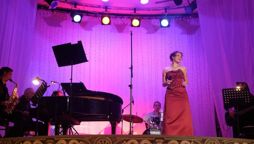 Фоторепортаж с концерта «О любви на разных языках»